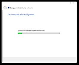 Computer mit dem Server verbinden (4)