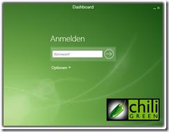 Windows Home Server 2011-Dashboard (CGWHS)