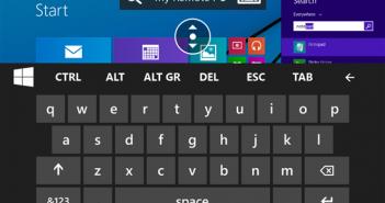 Remote Desktop Client für Windows Phone