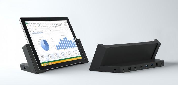 Surface Pro 3 Docking Station ab Freitag verfügbar