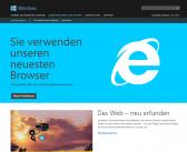 Update schließt Sicherheitslücke im Internet Explorer