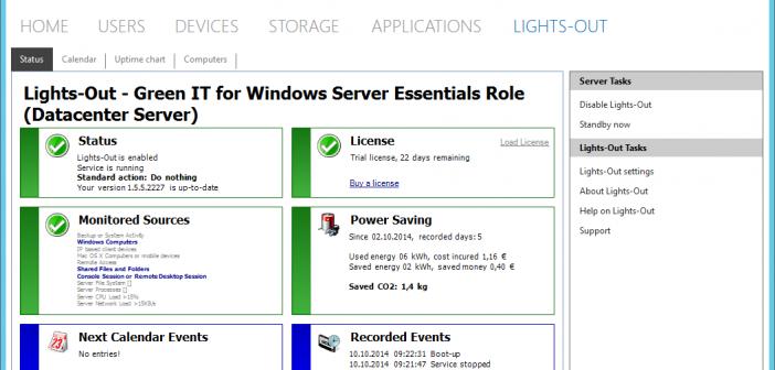 Lights-Out bringt Unterstützung für Windows 10 und die Server Technical Preview